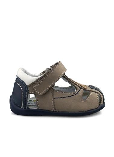 Cici Bebe Ayakkabı Erkek Çocuk Sandalet Gri